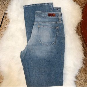 AG Adriano Goldschmied Jeans The Gemini Sz 32